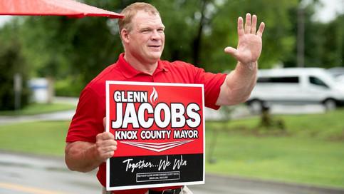 Kane elegido alcalde de Knox County en el estado de Tennessee