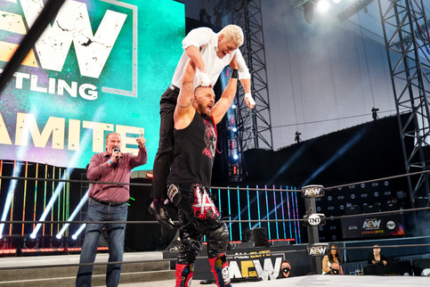 Double or Nothing: La celebración del primer aniversario de AEW