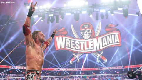 WWE Royal Rumble: Edge poncha su boleto hacia WrestleMania 37 ganando como entrante #1