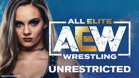 Anna Jay es la más reciente invitada en AEW Unrestricted (AUDIO)