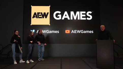 ÚLTIMA HORA: All Elite Wrestling anuncia el lanzamiento de AEW GAMES (VIDEO)