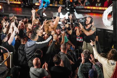 AEW Dynamite: Omega y Page se convierten en los NUEVOS Campeones en Pareja