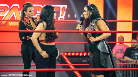 IMPACT Wrestling: Deonna Purrazzo enfrentará a Melina en el evento NWA EmPowerrr