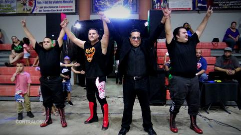 Unidos Por El Rey: Luchadores se unieron en primera cartelera benéfica para Chicky Starr (FOTOS y VI