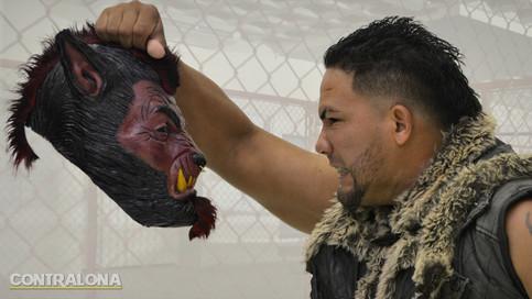 'Hombre Bestia' Angel nos presenta las nuevas facilidades de Beast Mode Wrestling Academy (VIDEO)