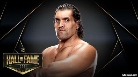 DESDE INDIA: The Great Khali a ser inducido al Salón de la Fama de WWE 2021