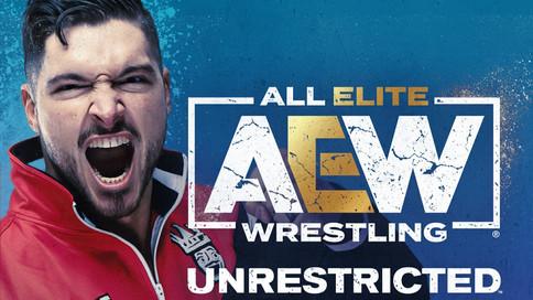 Ethan Page en el podcast AEW Unrestricted (AUDIO)