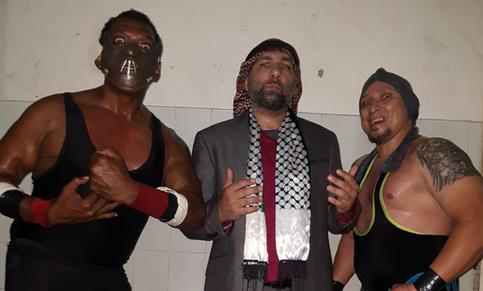 El Wizard en eventos de la República Dominicana este pasado fin de semana