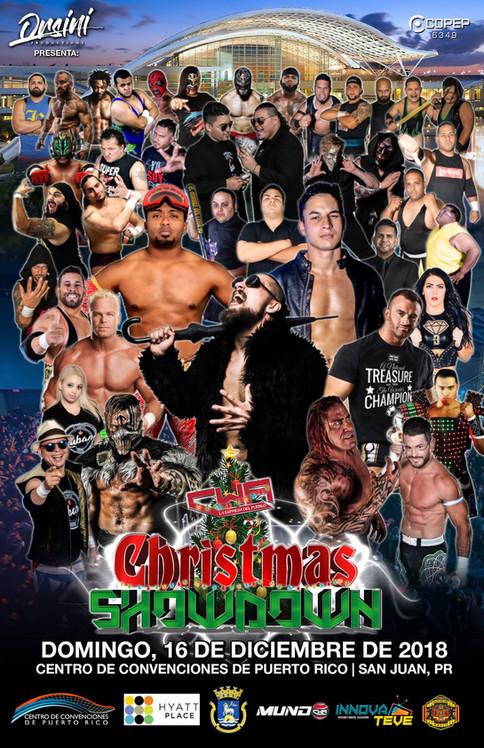 OFICIAL: Inicio de venta de boletos para CWA Christmas Showdown
