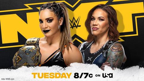 Sangre latinoamericana a batallar por el Campeonato Mundial Femenino de NXT el próximo martes