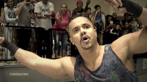 Eddie 'Primo' Colón de visita sorpresa en Puerto Rico; Asegura cambios en WWC (VIDEO)