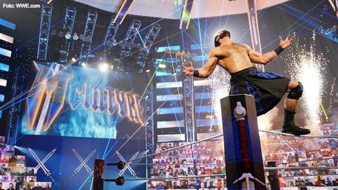 Drew McIntyre buscará cargar la WWE en sus hombros nuevamente en el evento Hell In a Cell