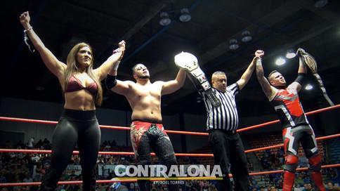 IWA Golpe De Estado: El inicio de una nueva etapa, nuevos campeones y regresos inesperados (FOTOS y