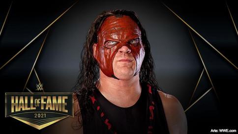 ÚLTIMA HORA: Kane a ser inducido al Salón de la Fama de WWE 2021