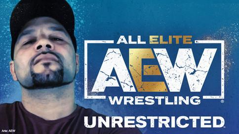 Mikey Rukus, productor musical de AEW, en el podcast Unrestricted