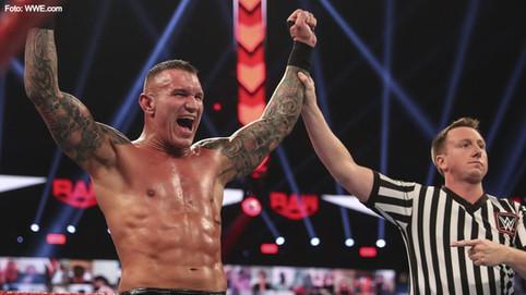 RAW: Randy Orton obtiene su revancha titular contra McIntyre (VIDEOS)