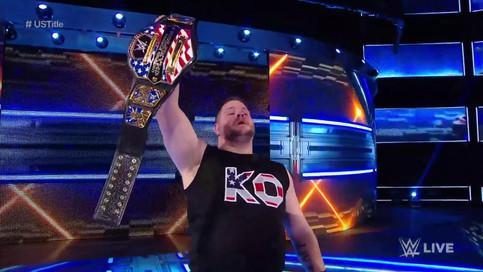 SmackDown Live: Owens recobra título; Jericho es atacado
