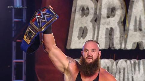 ÚLTIMA HORA: Braun Strowman es el NUEVO Campeón Universal de WWE