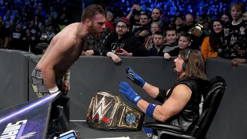 Martes de WWE: Se confirma Lucha de Triple Amenaza para FASTLANE; Kalisto y Strong ganan clasificato