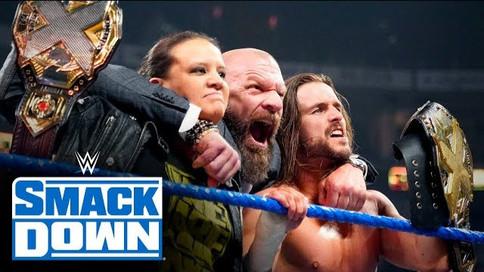 SmackDown: NXT invade New York; Lesnar RENUNCIA a la marca azul; Bryan vs. Cole y más (VIDEOS)