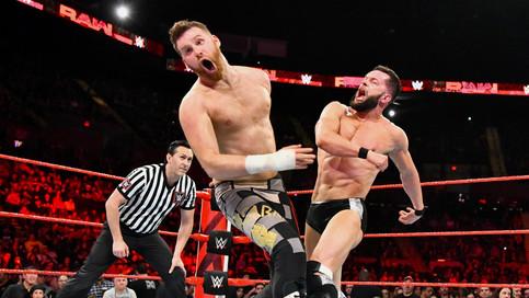 RAW: 3 Luchas clasificatorias para Money In The Bank; Lashley cuenta su historia y más (VIDEOS)