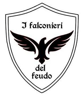 i falconieri del feudo,falconeria como