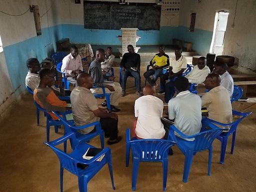 Baraza NVC Uganda