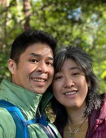 Shigeko Suzuki and Ken Anno