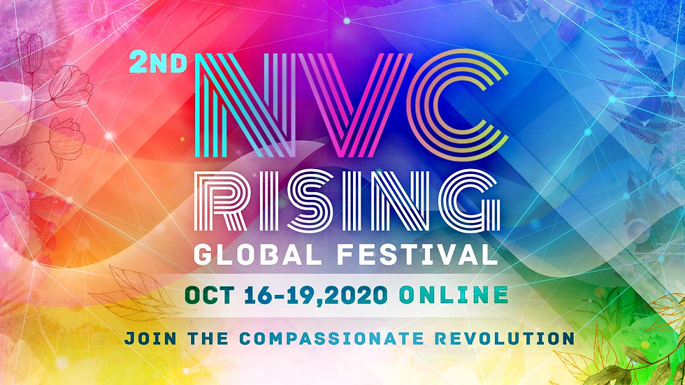 NVC Global Festival Oct 16-19. 2020 Online