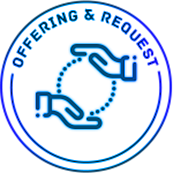 offering & request icon