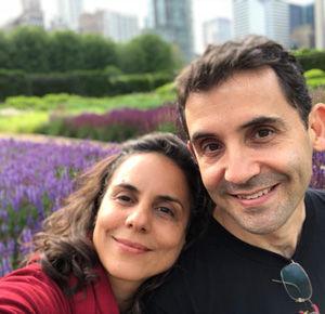 Sandra Caselato & Yuri Haasz