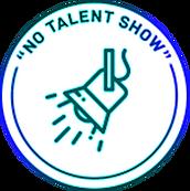 No Talent show icon