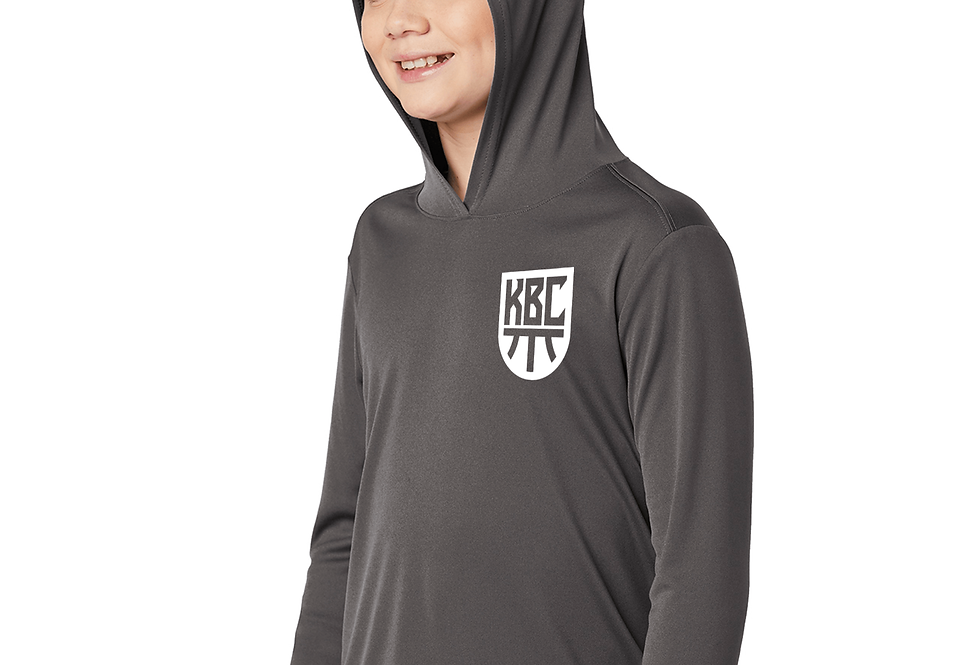 Youth KBC New Age Performance Long Sleeve Hoodie