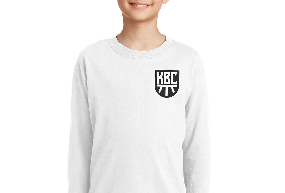 Youth KBC New Age Long Sleeve T