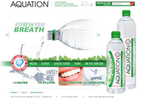 Aquation Water