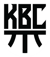 KBC White Logo
