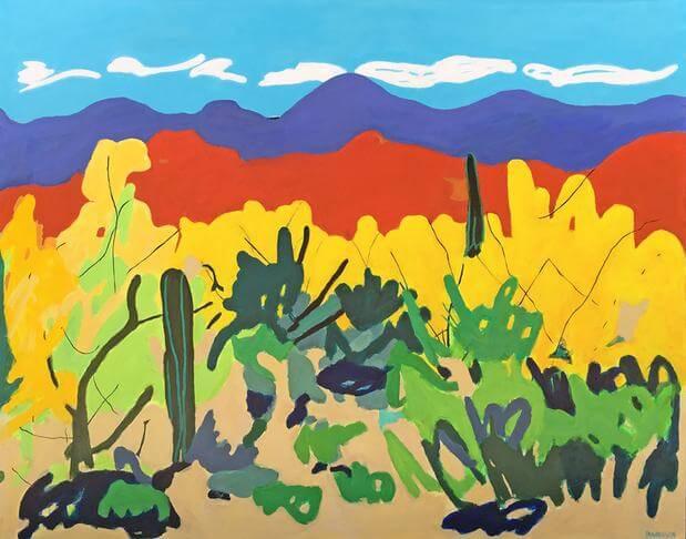 Brilliant Desert