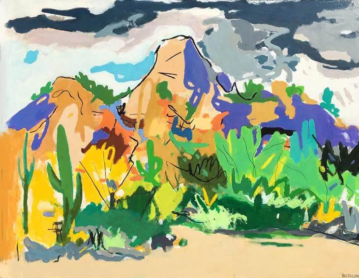 Pinnacle Peak Wild