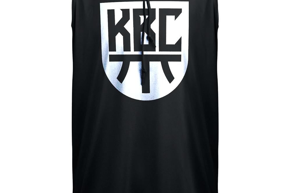 KBC Classic Performance Sleeveless Hoodie