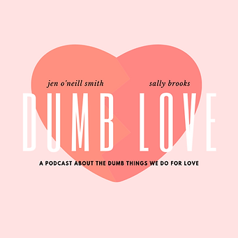 Dumb Love Podcast logo