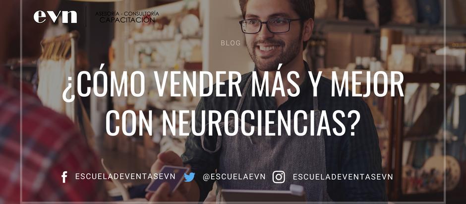¿Cómo vender más y mejor con Neurociencias?