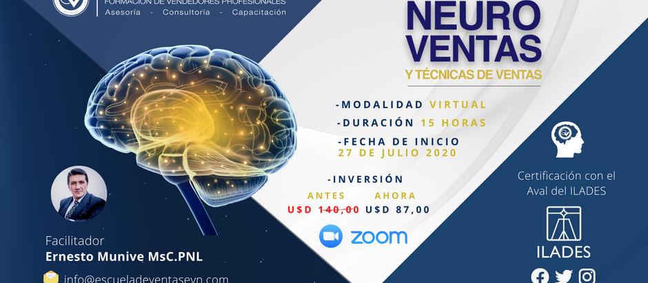 Taller de Neuroventas y Técnicas de Ventas