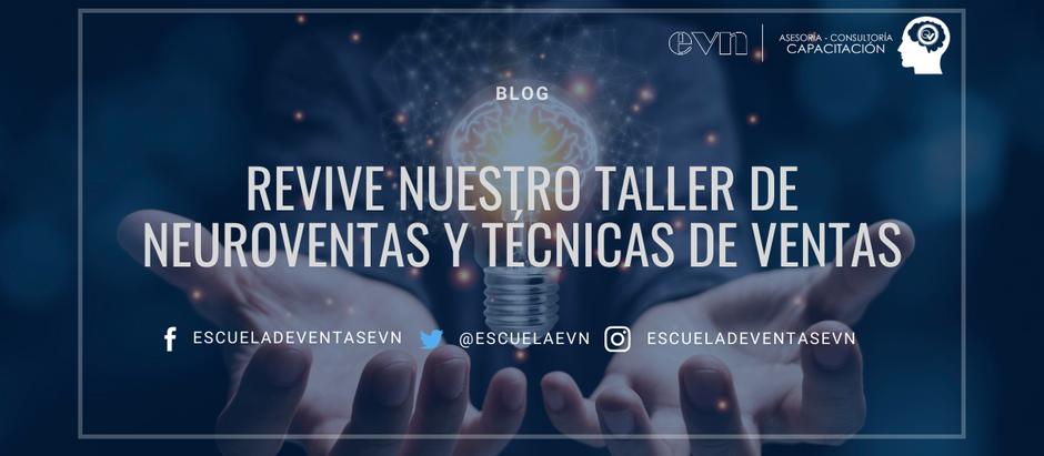 Taller de Neuroventas y Técnicas de Ventas: un encuentro con emprendedores y vendedores