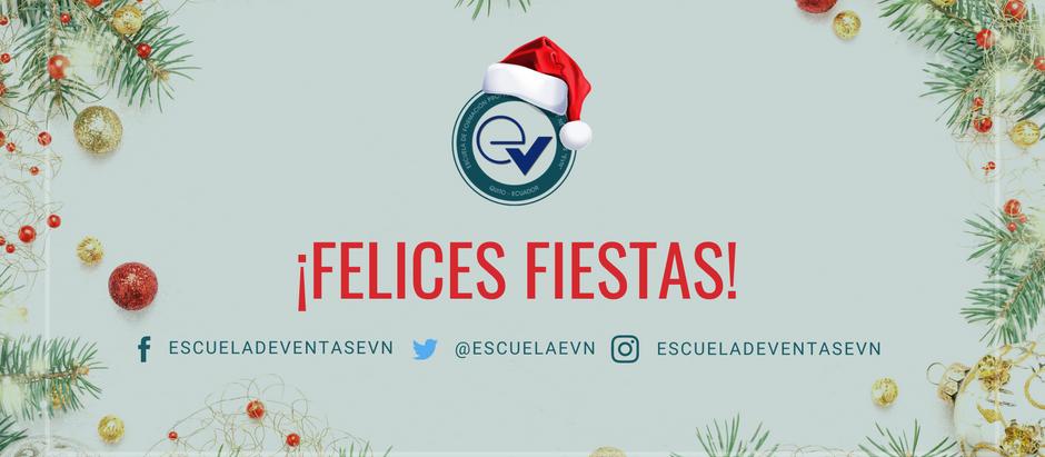 Nuestro mensaje navideño para ti