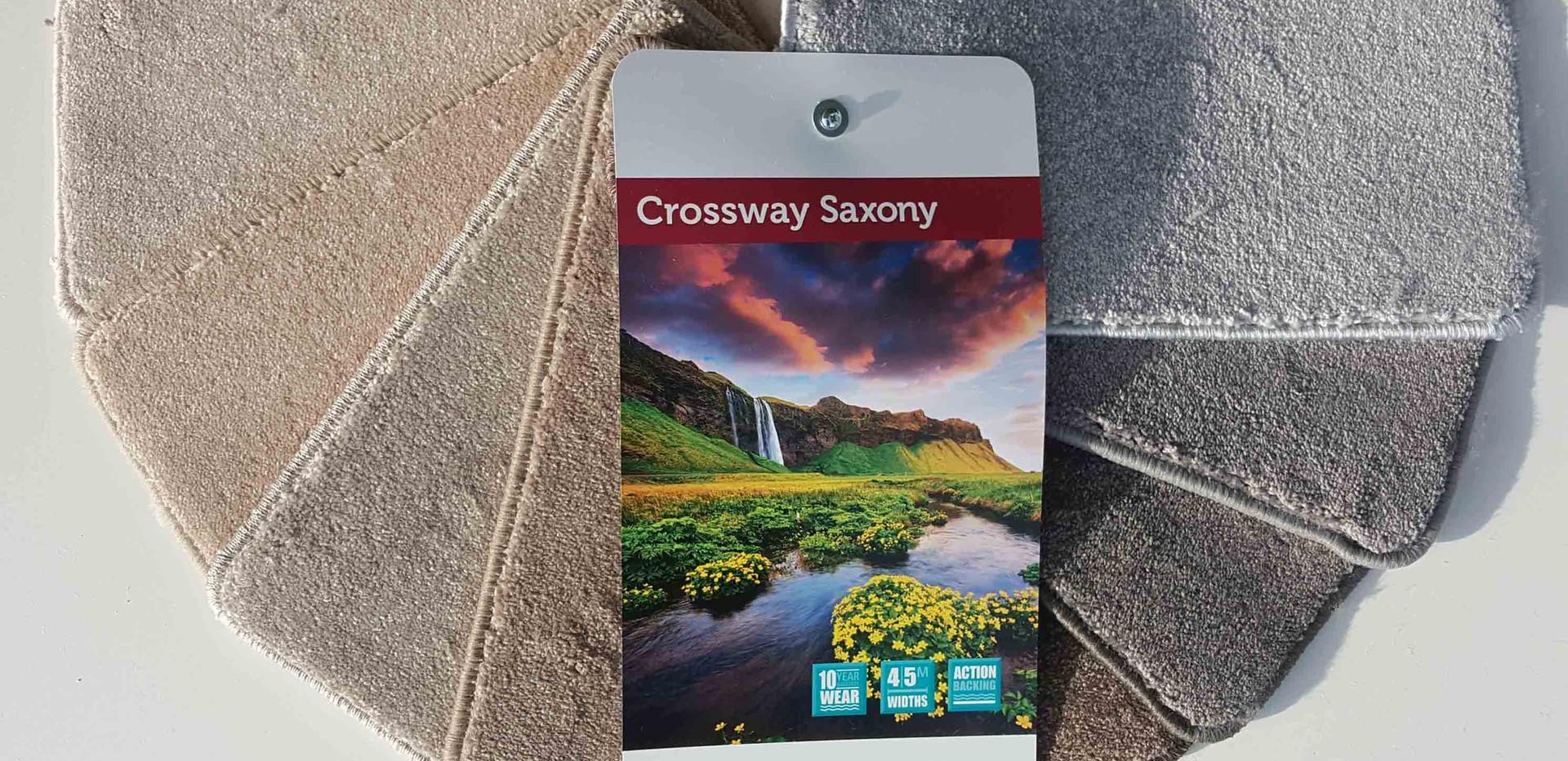 Crossway Saxony Carpet