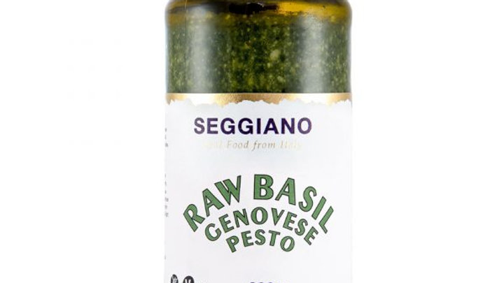 Seggiano Raw Basil Pesto