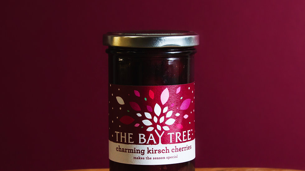 The Bay Tree Cherries soaked in Kirsch