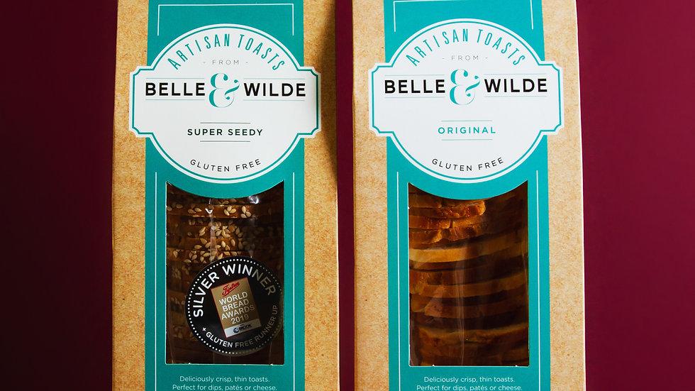 Belle & Wilde Artisan Toasts