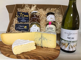Celebrating Sussex Gift Box with Wine