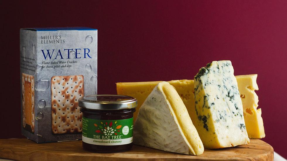 Seasonal Cheese Box